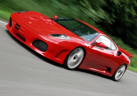 De Ferrari F430