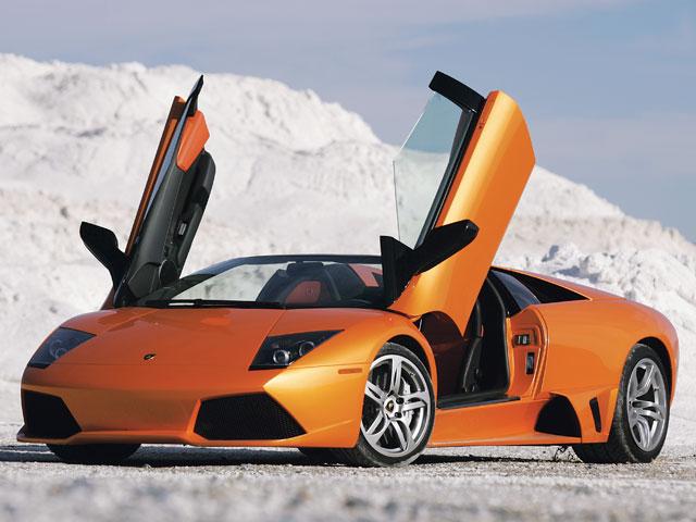 De Lamborghini Murciélago