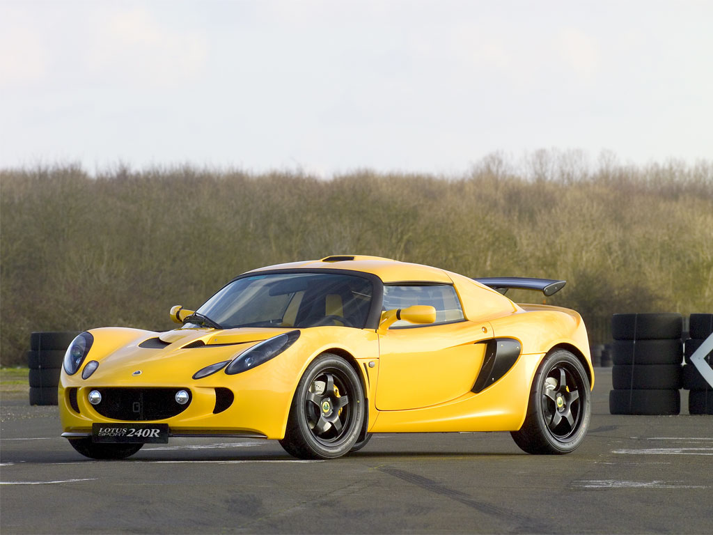 Lotus Sport Exige 240R: een sportman light